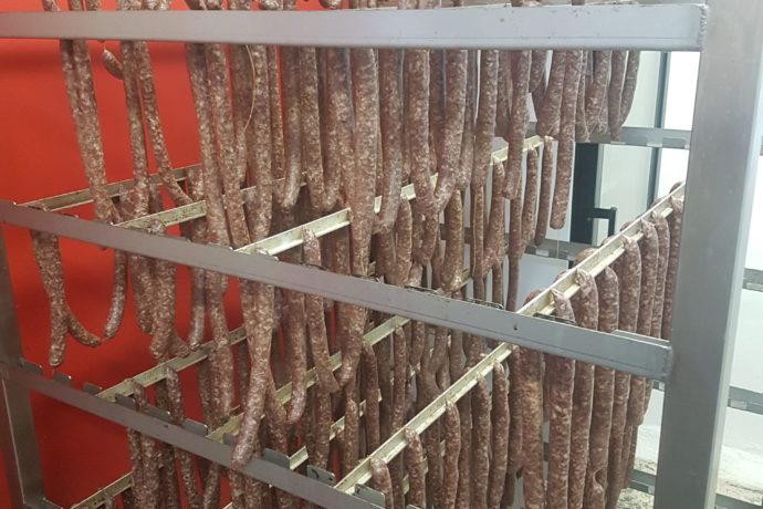 Latest products – Verhackert/Pork Pate and Salami Sticks
