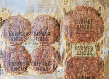 Another world first. 100% compostable burger packs. 2 weeks shelf life in the fresh section.