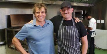 Cooking with PJ Vadas – Beef Falafel