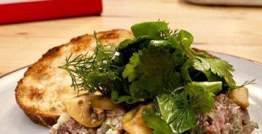 Cooking with PJ Vadas: Steak Tartar
