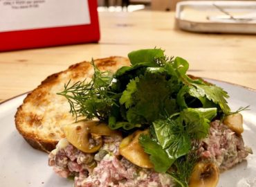 Cooking with PJ Vadas: Steak Tartar