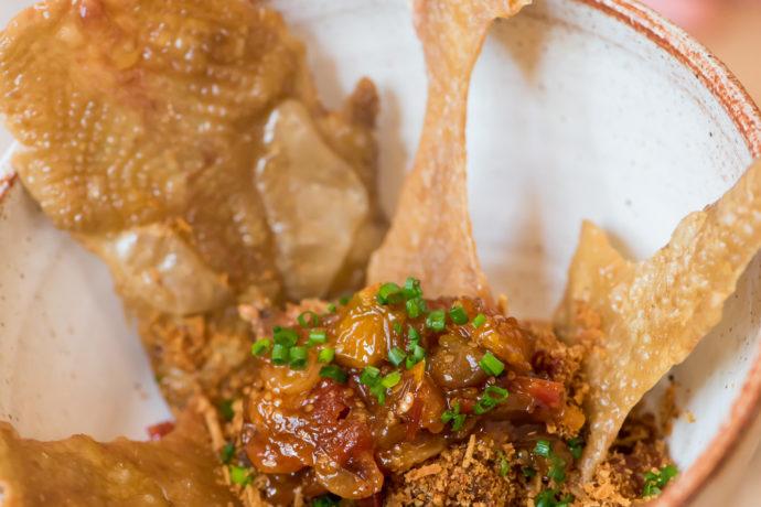 Cooking with PJ Vadas: Crispy Chicken Skins