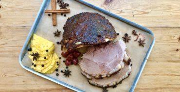 Cooking with PJ Vadas – Christmas Gammon