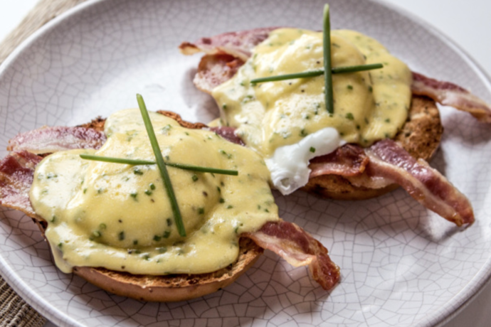 Cooking with PJ Vadas: Eggs Benedict with Hollandaise