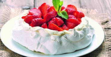 Cooking with PJ Vadas: Pavlova