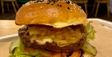 Cooking with PJ Vadas: Farmer Angus Beef Burger